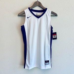 Nike Dri-Fit Girls Basketball Mesh Tank Top/L/NWT
